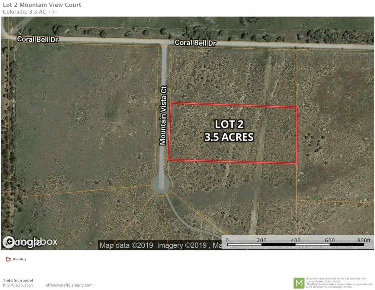 Lot 2 Mountain Vista Drive, Montrose, CO 81403