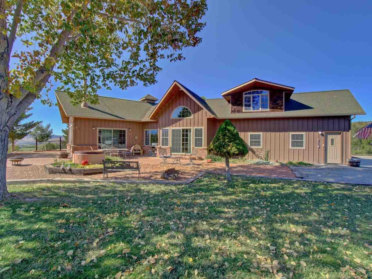 34816 Powell Mesa Road, Hotchkiss, CO 81419