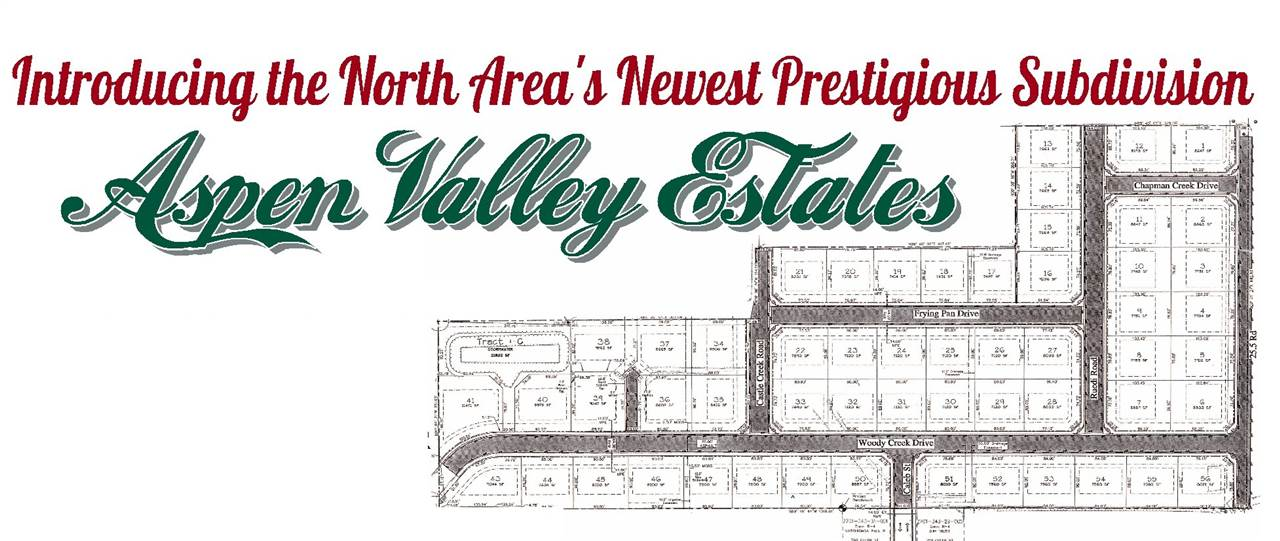 2541 Woody Creek Drive (Lot 51), Grand Junction, CO 81505