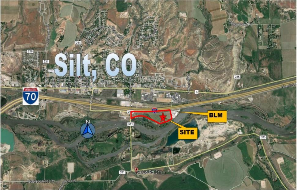 54 County Road 311 4.5 AC, Silt, CO 81652