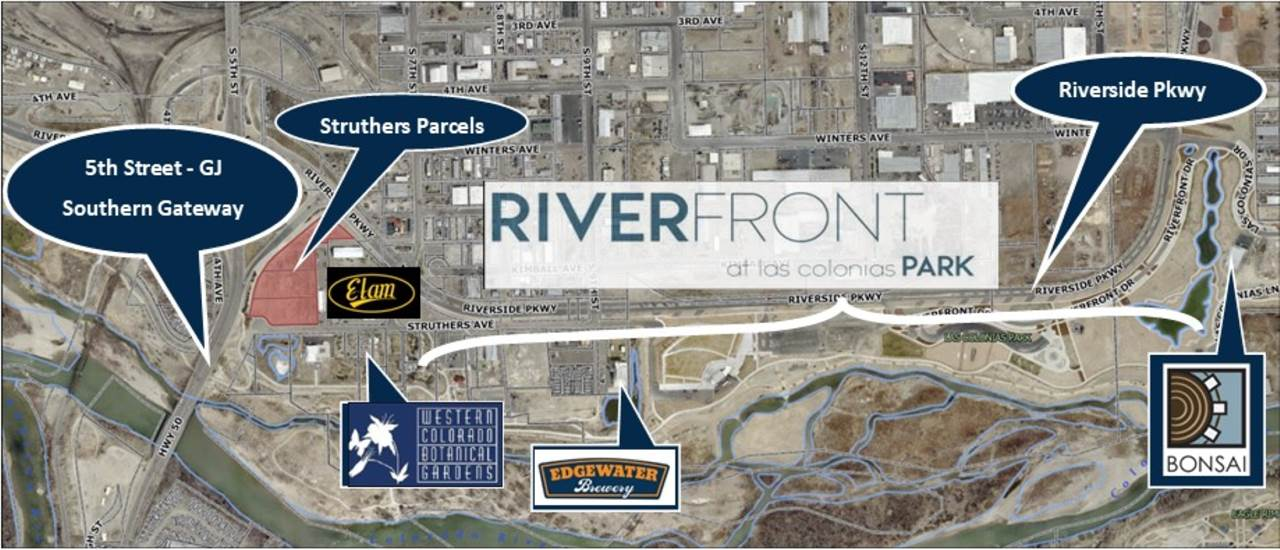 TBD Struthers Avenue #001,002,003, Grand Junction, CO 81501