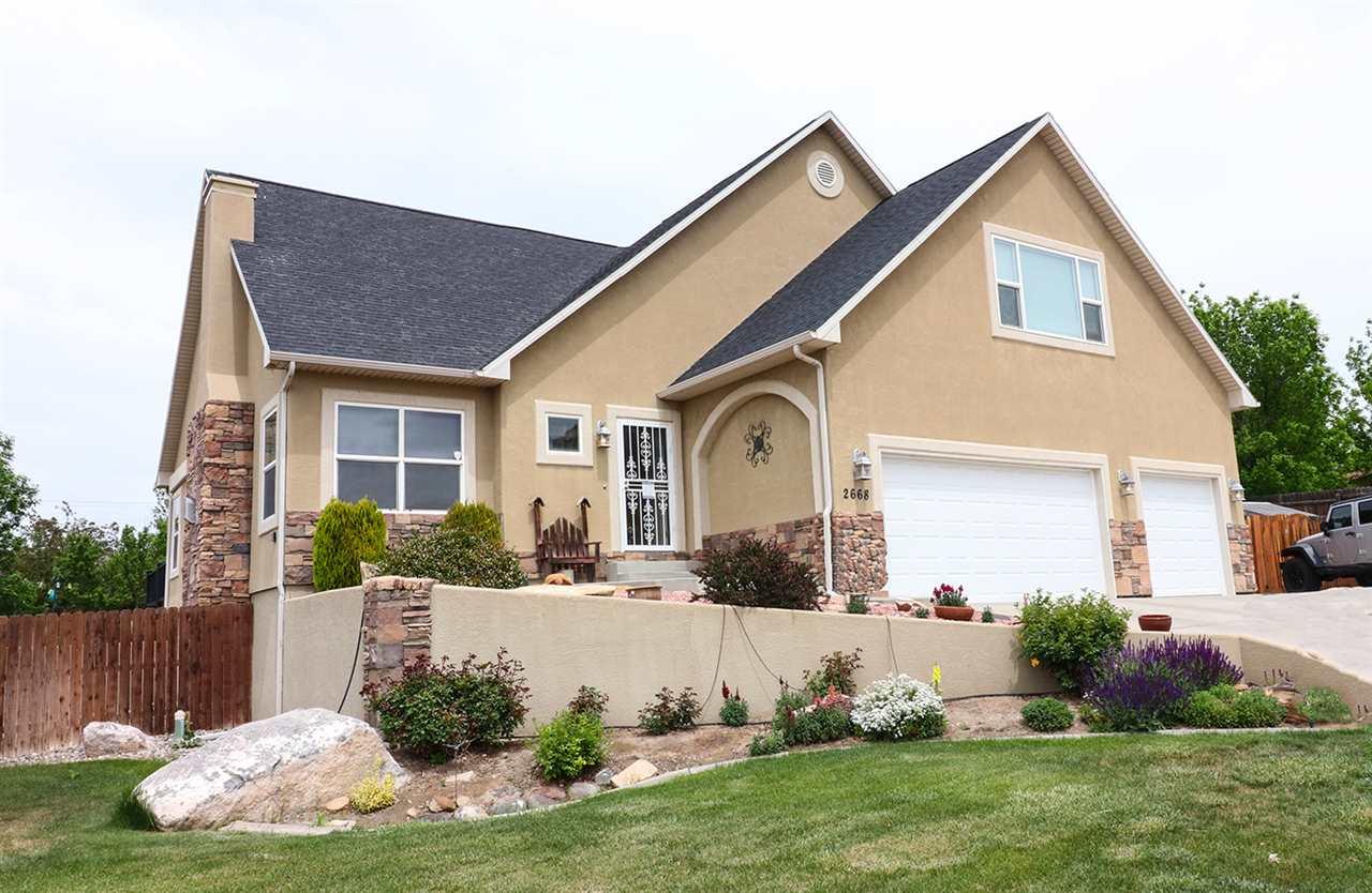 2668 Grand Vista Drive, Grand Junction, CO 81506