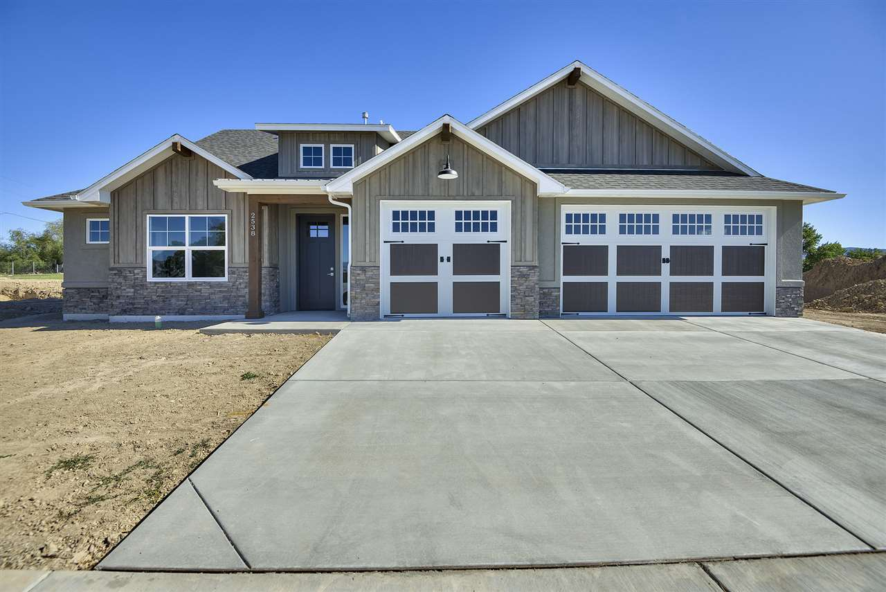 2538 Frying Pan Drive, Grand Junction, CO 81505