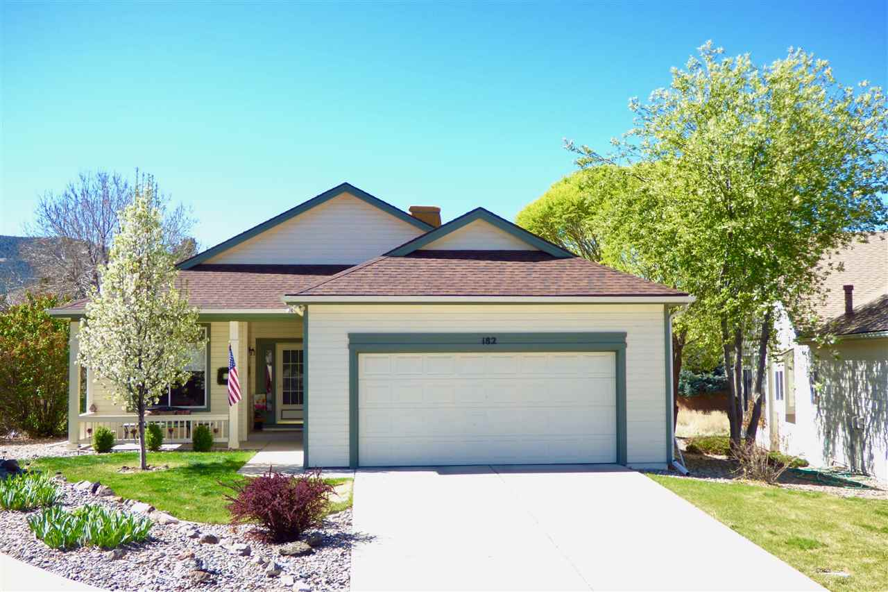 182 Limberpine Circle, Battlement Mesa, CO 81635