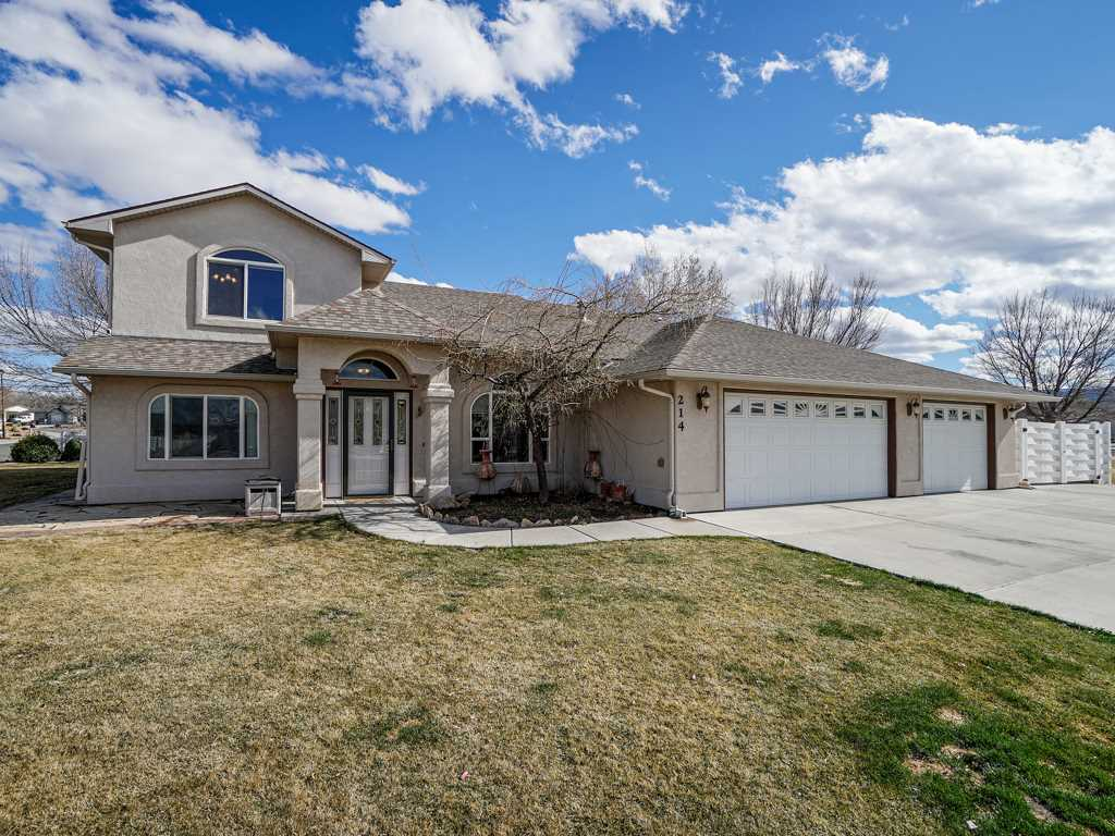 214 Round Rock Circle, Grand Junction, CO 81503