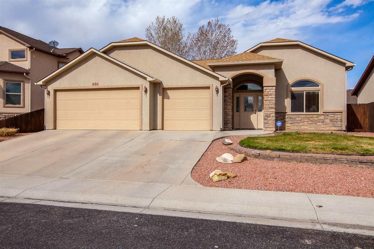 460 Bulla Drive, Grand Junction, CO 81504