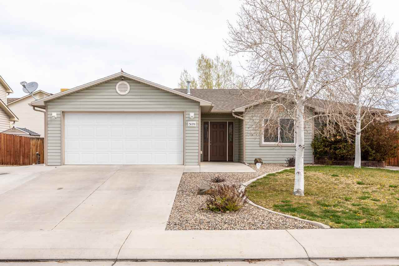 3170 Booshway Avenue, Grand Junction, CO 81504