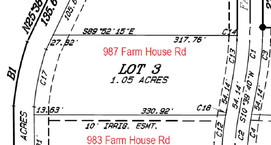 987 FARM HOUSE ROAD, Grand Junction, CO 81505