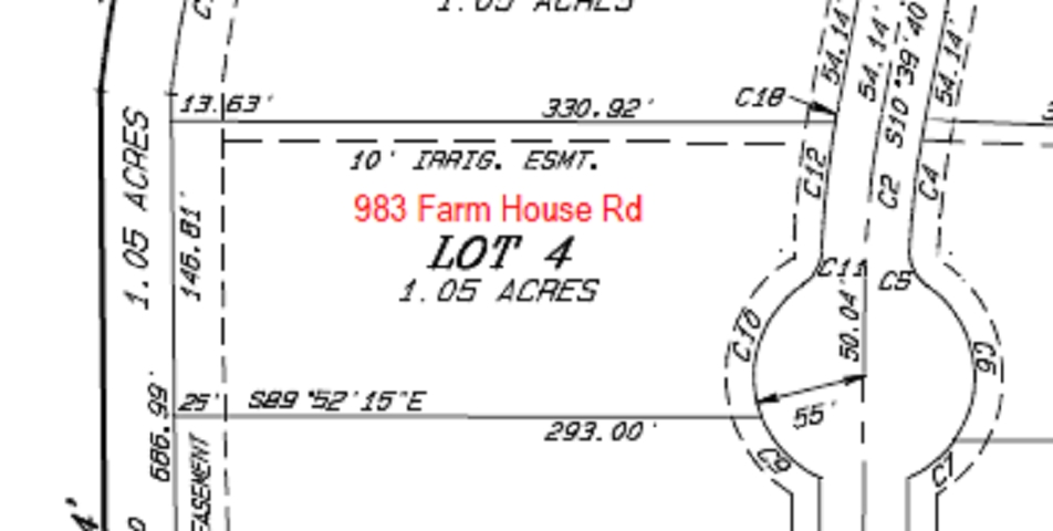 983 FARM HOUSE ROAD, Grand Junction, CO 81505