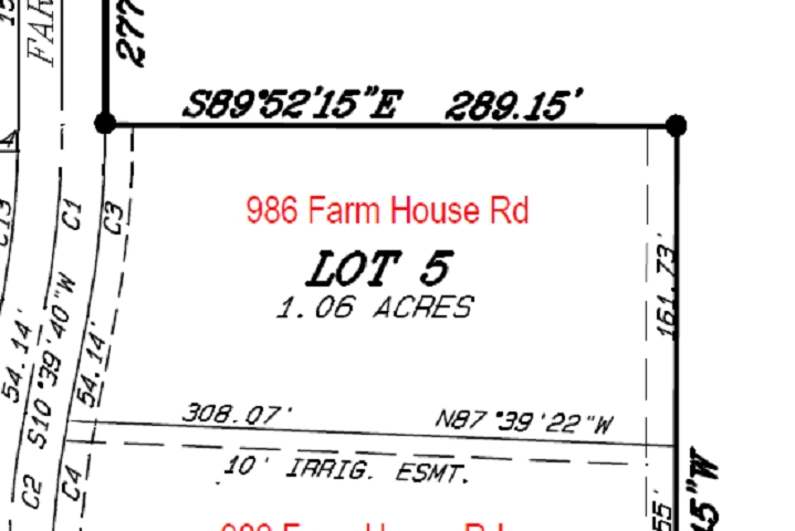 986 FARM HOUSE ROAD, Grand Junction, CO 81505
