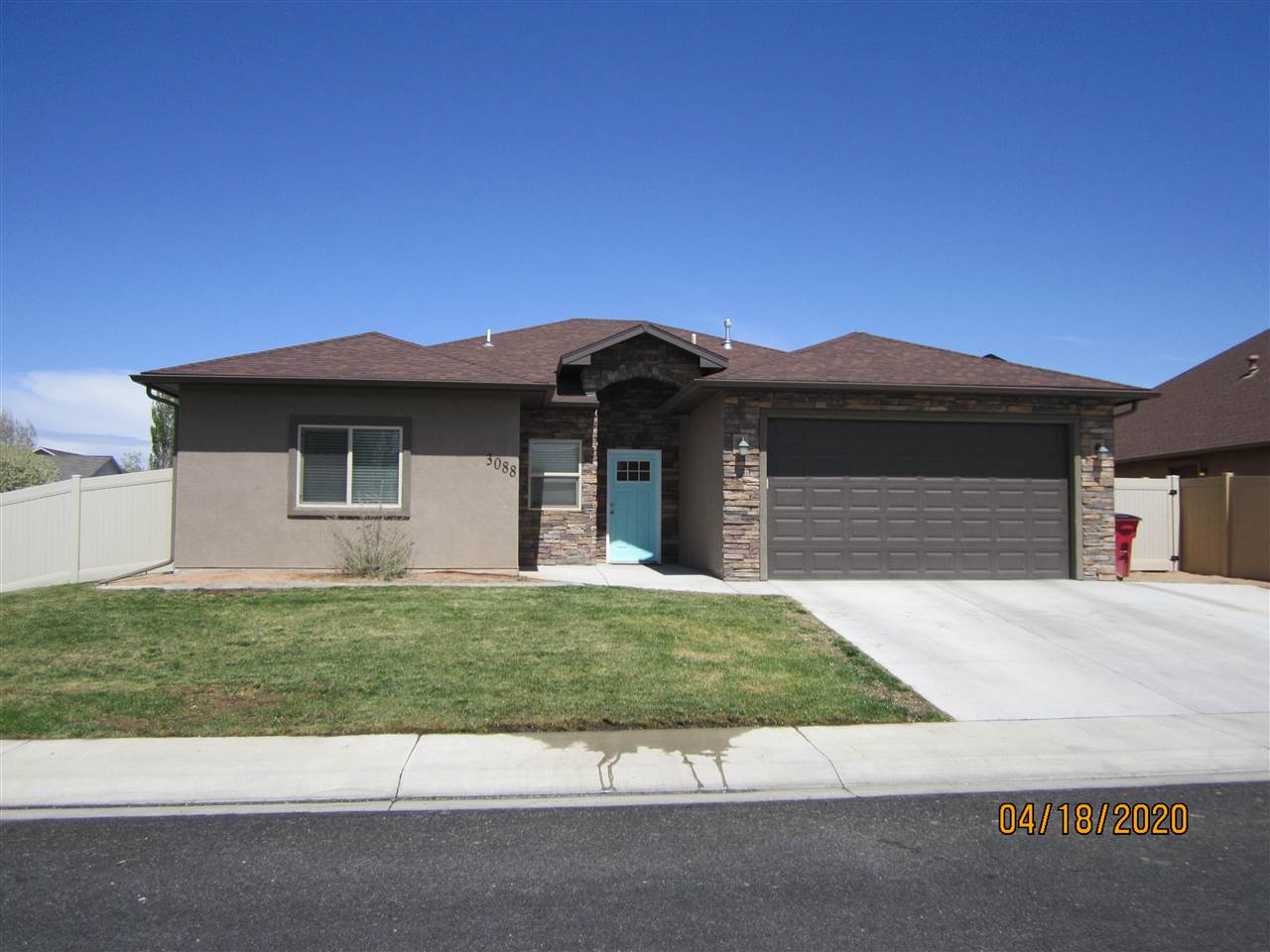 3088 Aberdeen Lane, Grand Junction, CO 81504