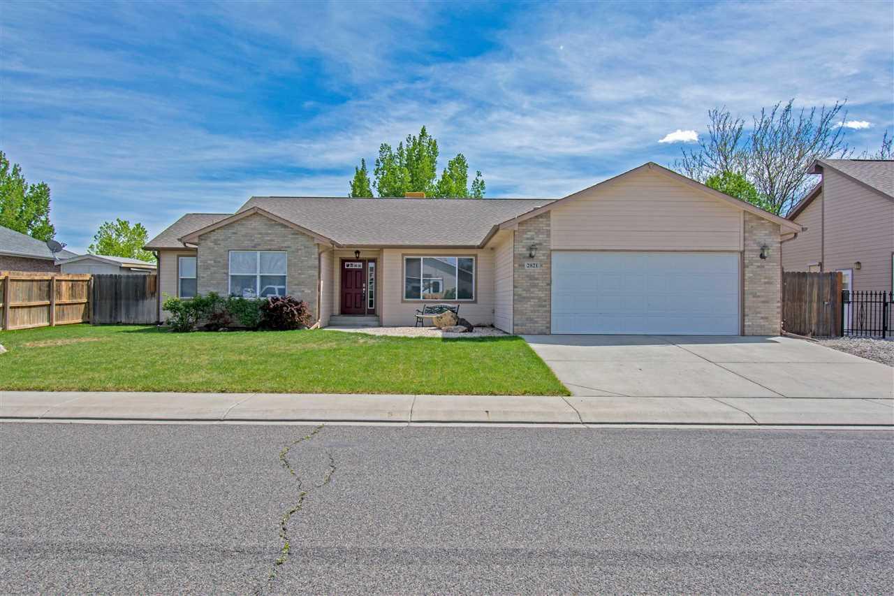 2821 Acrin Avenue, Grand Junction, CO 81503