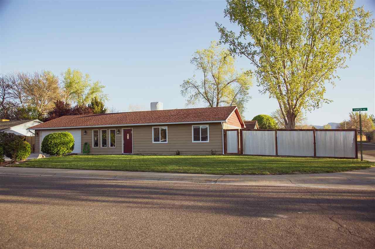 3052 Chipeta Avenue, Grand Junction, CO 81504