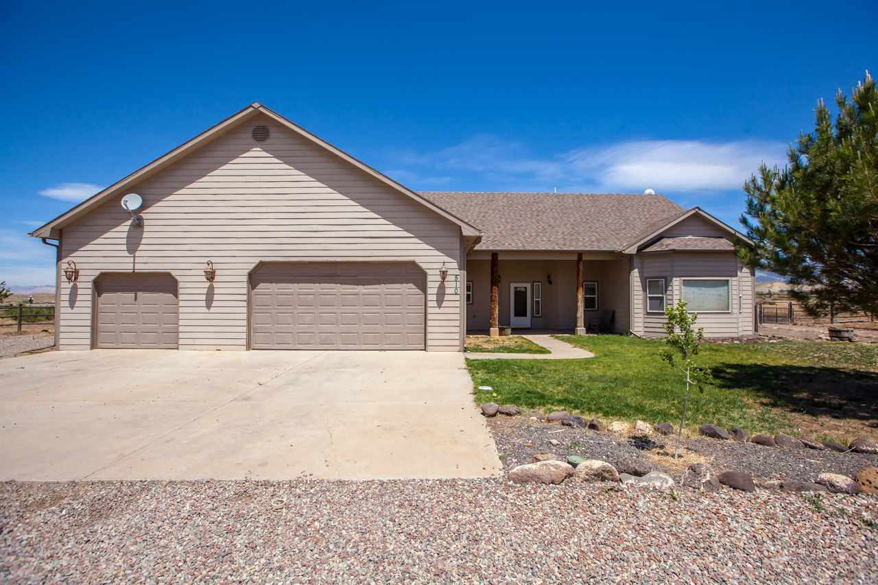 510 Red Tail Court, Whitewater, CO 81527