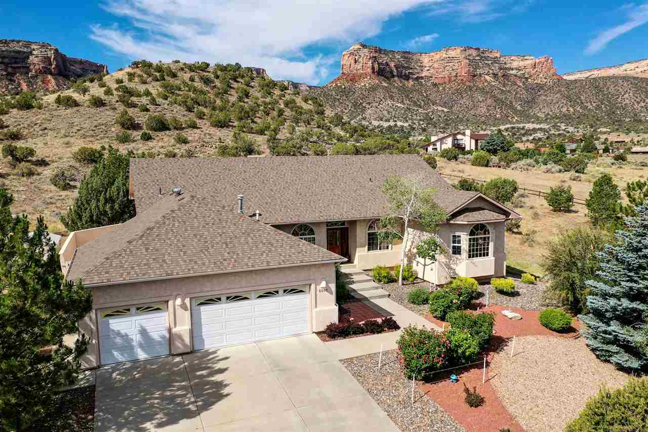 2205 Red Canyon Court, Grand Junction, CO 81507