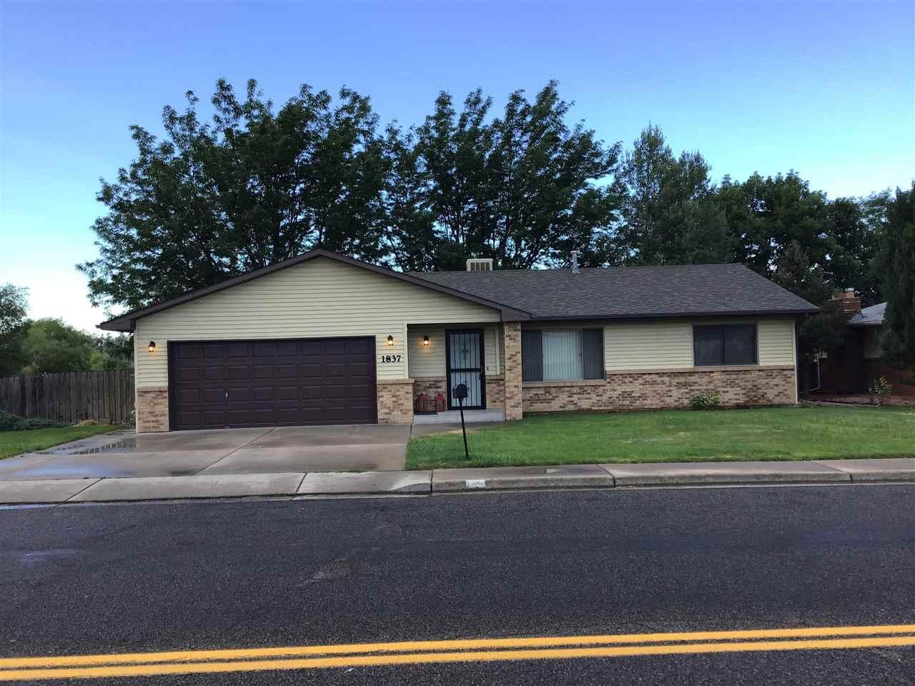 1837 Ridge Drive, Grand Junction, CO 81506