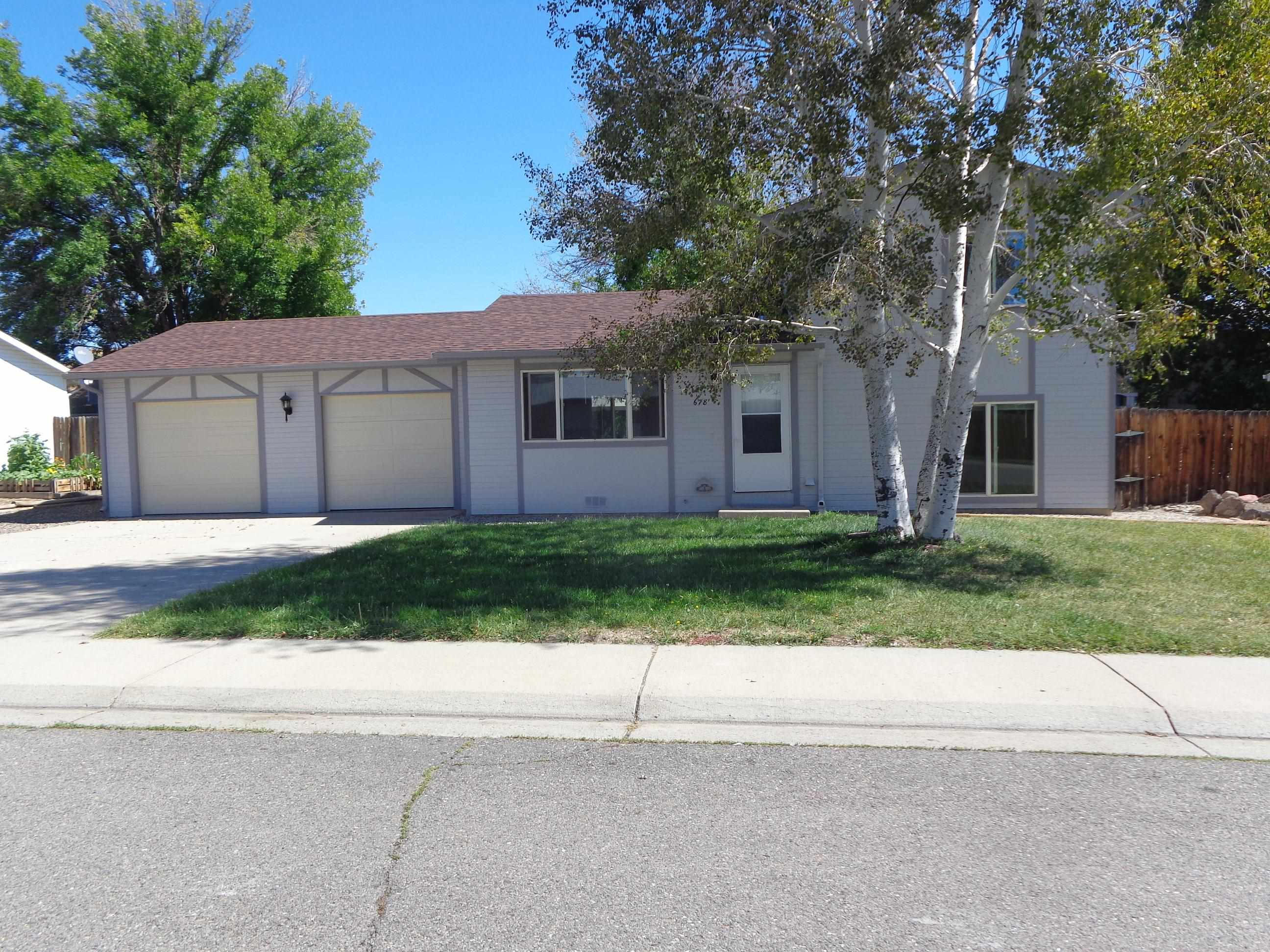 678 Ladore Street, Grand Junction, CO 81504