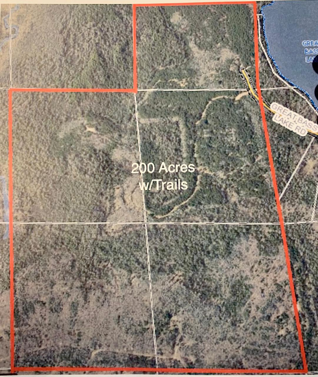 Fantastic location in Minocqua with 200 acres of land between Buckskin creek and Great Bass Lake. The property was just brought out of MFL Closed program and is ready for anything the new owner desires. This location offers fantastic hunting with large tracts of dense forest privately and state-owned surrounding it. This is your chance to make your mark in the beautiful Northwoods of Wisconsin! Truly endless possibilities are open to you with these parcels. Many hiking trails and other paths have already been wound through this pristine section of land. Don't wait to make an offer on this tremendous chunk of the Northwoods.
