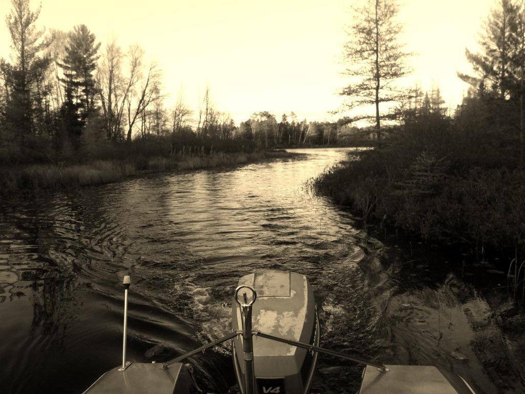 You have found a great level building site accessed from a paved country road. This property features 350' of pristine clear, sand bottom shore line. Middle Sugarbush Lake is the middle lake of a thee lake chain. Just seven miles northwest of the town of Lac Du Flambeau offering a quite wilderness feel on a lake chain that is never crowded. Good fishing, all water sports, snowmobiling, cross country skiing, and a casino you can snowmobile to. Upscale homes border both side of this property. Mature trees, hardwood, birch and pine add to the Northwood's feel