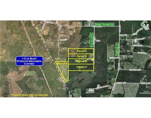 Land for Active at 78043 CHEMICAL Road Bush, Louisiana 70431 United States