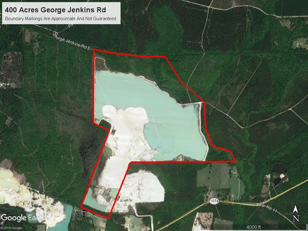 Land for Active at GEORGE JENKINS Road Bogalusa, Louisiana 70427 United States