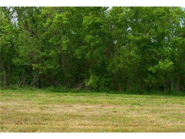 Land for Active at 0 HWY 3127 Vacherie, Louisiana 70090 United States