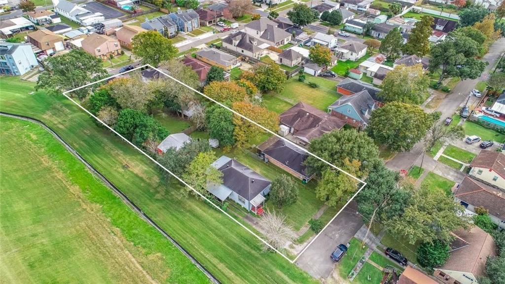 Terreno por un Venta en 1531 CHOCTAW Avenue Metairie, Louisiana 70005 Estados Unidos