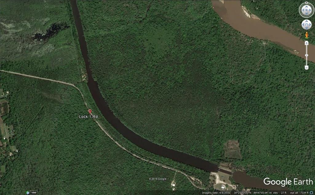 土地,用地 为 销售 在 36555A LOCK ONE Road Pearl River, 路易斯安那州 70452 美国