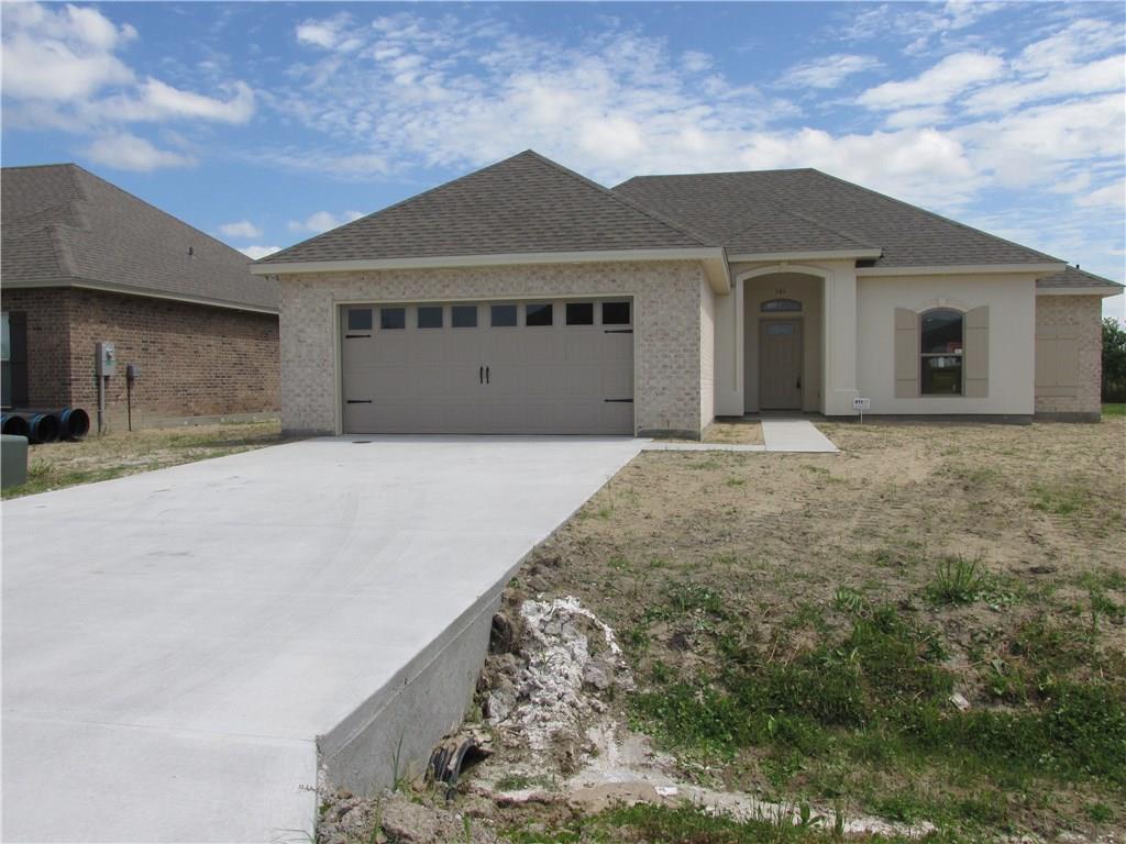 Residencial por un Venta en 161 DUFRESNE Drive Wallace, Louisiana 70090 Estados Unidos