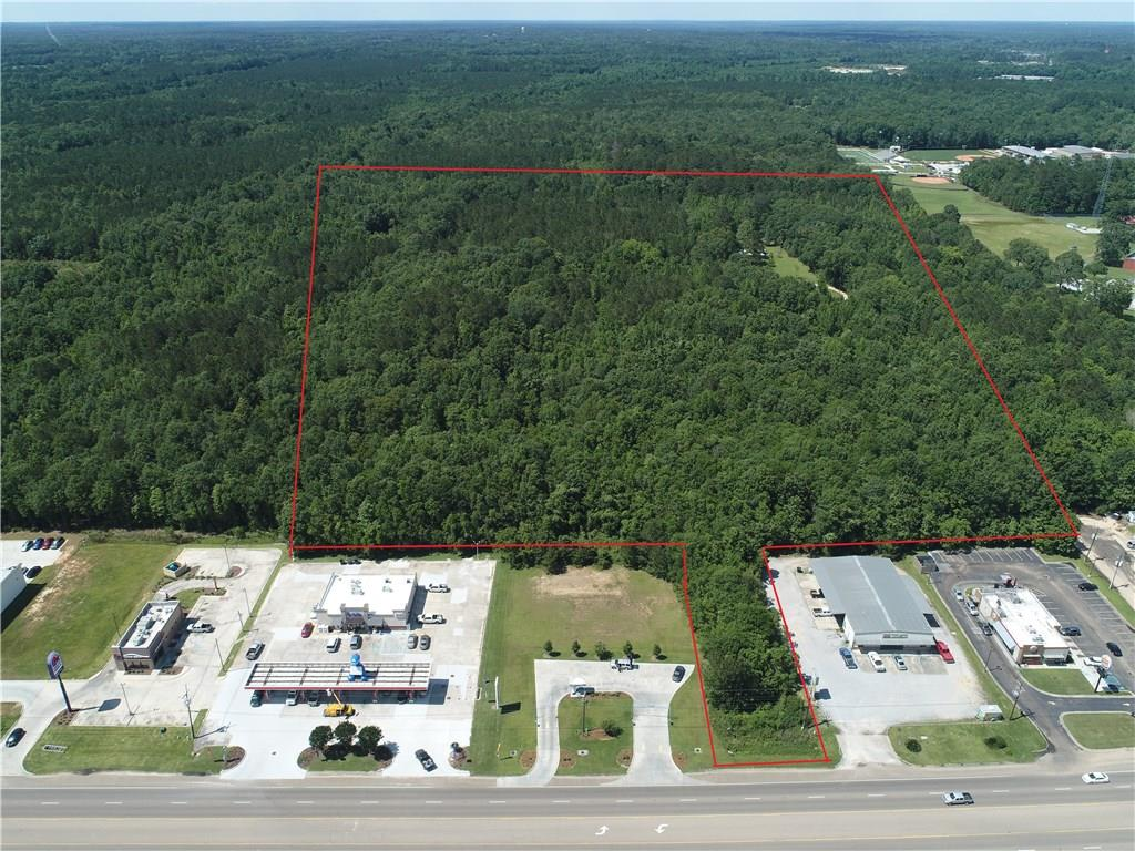 Land for Active at 0 HIGHWAY 16 Highway Amite, Louisiana 70422 United States