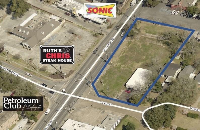 土地,用地 为 销售 在 633 W PINHOOK Road Lafayette, 路易斯安那州 70503 美国