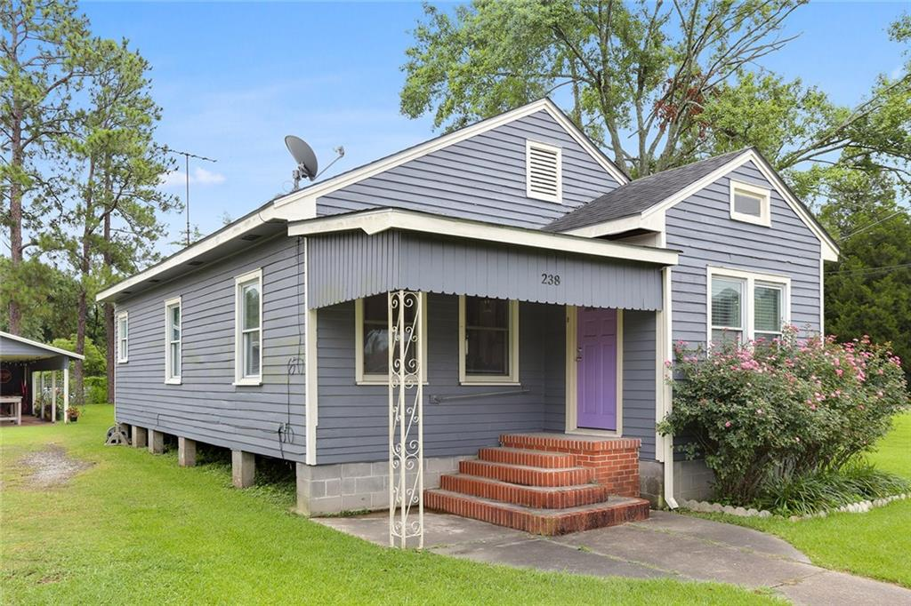 Residencial por un Venta en 238 CENTRAL Avenue Reserve, Louisiana 70084 Estados Unidos