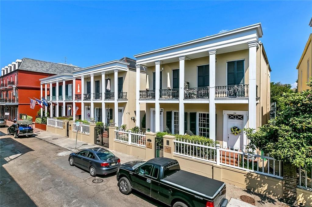 居民收入 为 销售 在 1216-20, 1222-26 CHARTRES Street 新奥尔良, 路易斯安那州 70117 美国