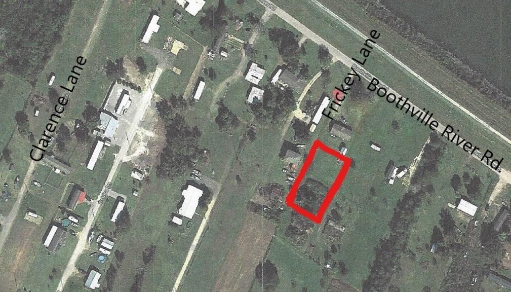 Terreno por un Venta en FRICKEY Lane Boothville, Louisiana 70041 Estados Unidos