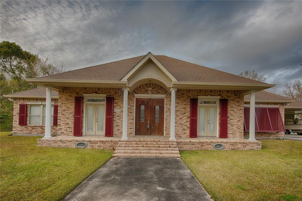 Residential for Active at 4553 BARATARIA Boulevard Marrero, Louisiana 70072 United States