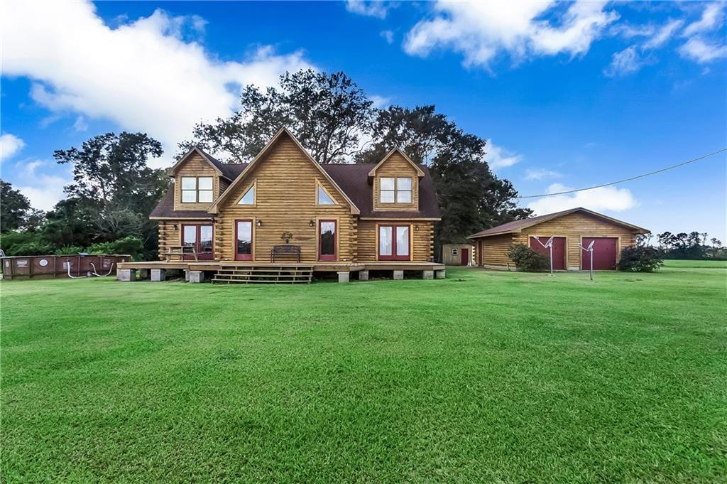 住宅 为 销售 在 74397 PONE BLADES Road Kentwood, 路易斯安那州 70444 美国