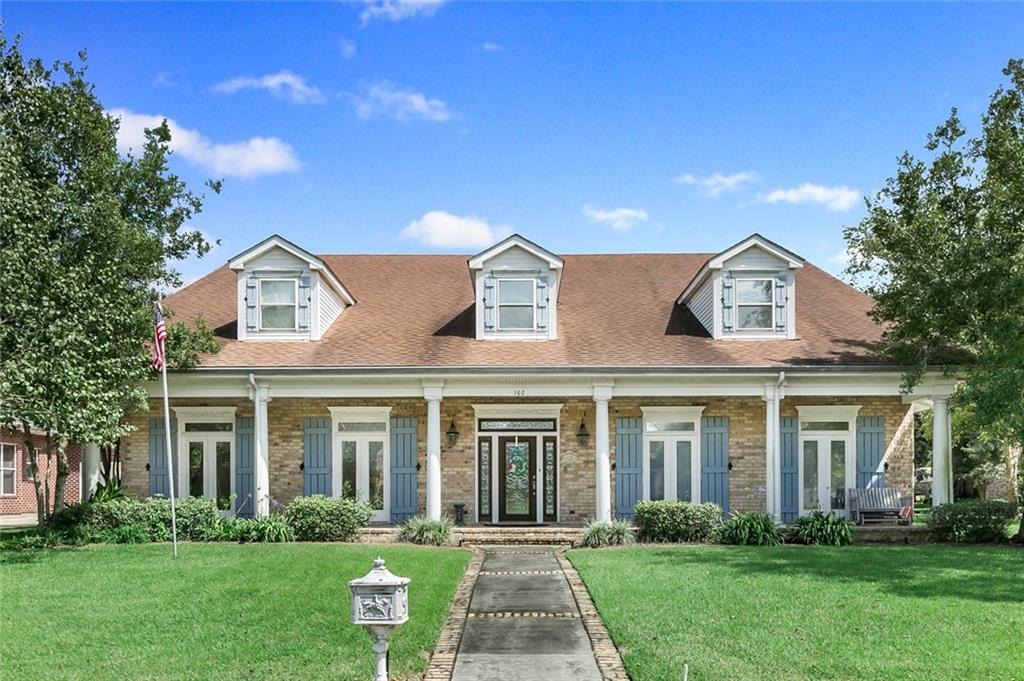 Residential for Active at 102 COLONY Road Belle Chasse, Louisiana 70037 United States
