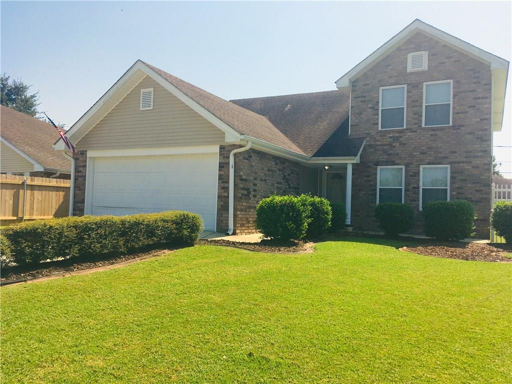 Residential for Active at 1261 KINGSWOOD Drive Westwego, Louisiana 70094 United States