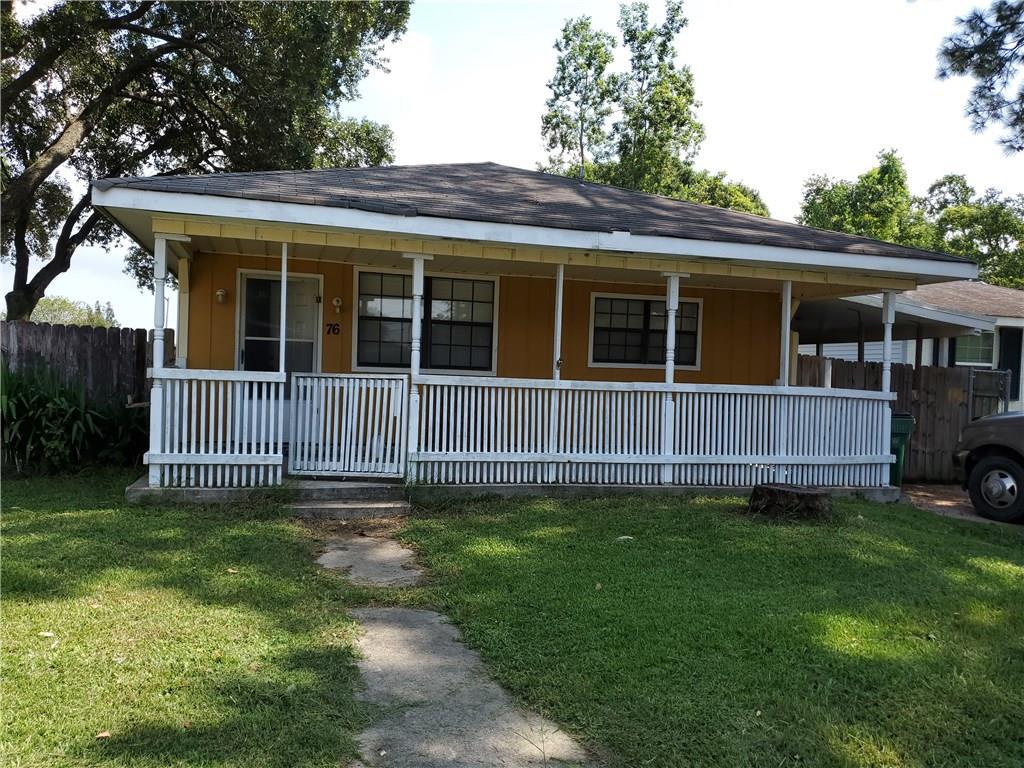 住宅 为 销售 在 76 ELAINE Drive Avondale, 路易斯安那州 70094 美国