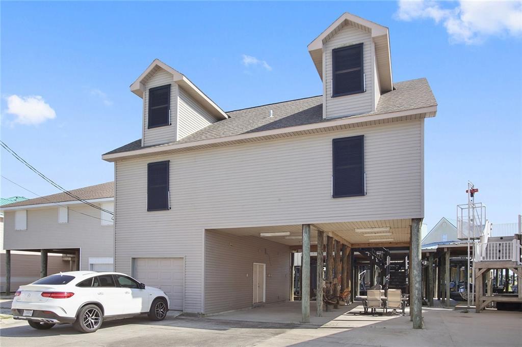 Residencial por un Venta en # 4 ALLUVIAL KEY Way St. Bernard, Louisiana 70085 Estados Unidos