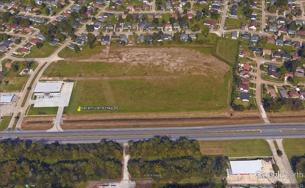 土地,用地 为 销售 在 W HIGHWAY 90 Highway Avondale, 路易斯安那州 70094 美国