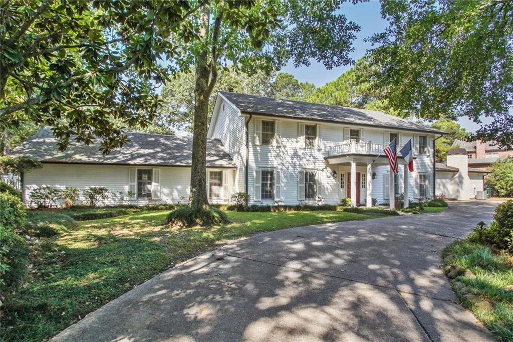Residencial por un Venta en 298 SOUTHERN Road River Ridge, Louisiana 70123 Estados Unidos