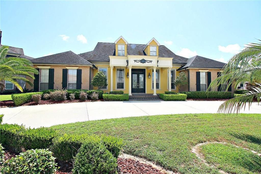 Residential for Active at 131 PLEASANT RIDGE Drive Belle Chasse, Louisiana 70037 United States
