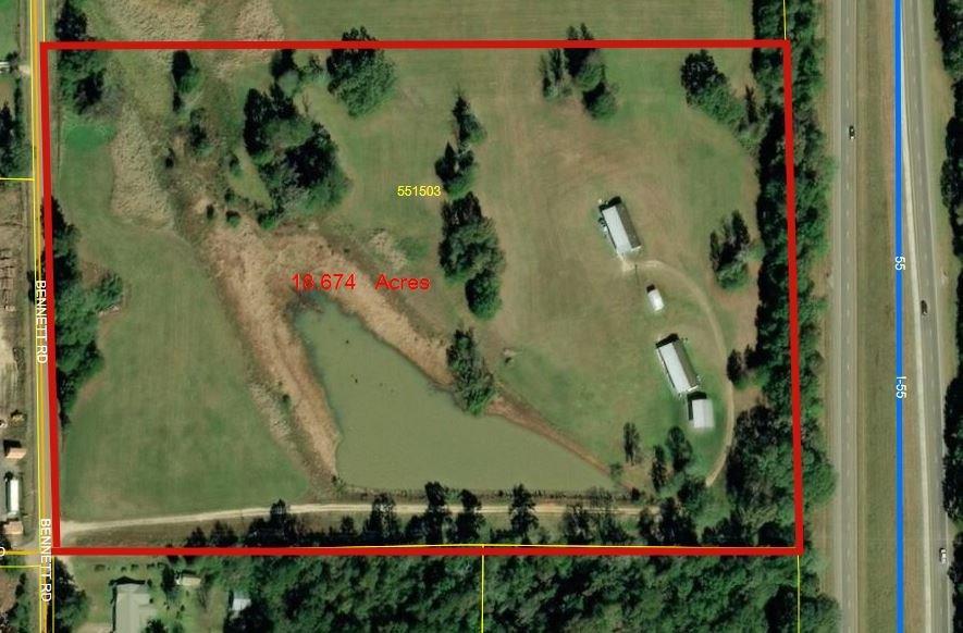 土地,用地 为 销售 在 BENNETT Road Roseland, 路易斯安那州 70456 美国