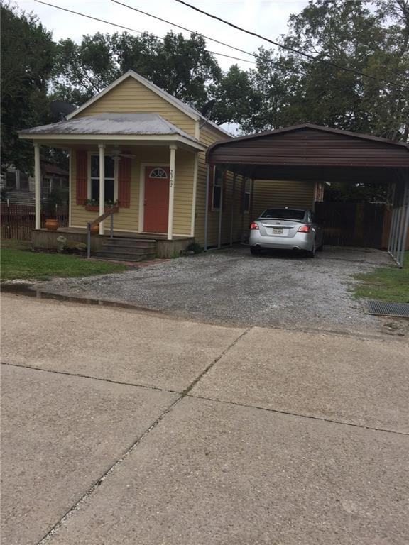 Residencial por un Venta en 2367 TEXAS Street Lutcher, Louisiana 70071 Estados Unidos