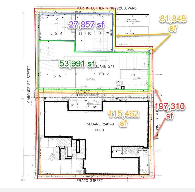 土地,用地 为 销售 在 1300 BARONNE Street 新奥尔良, 路易斯安那州 70113 美国