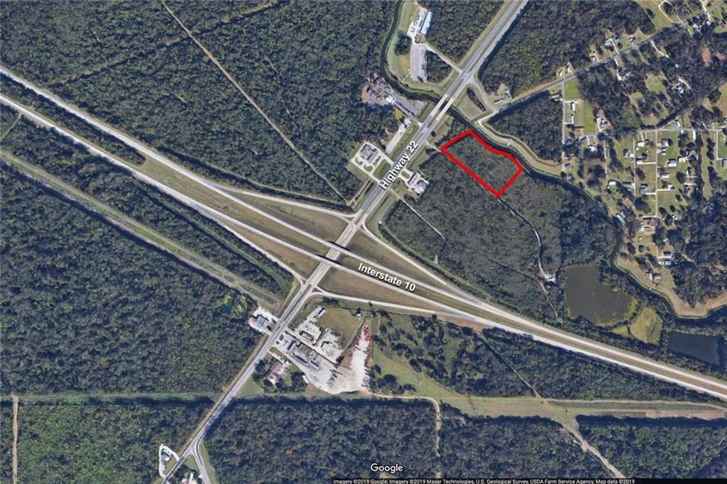 Land for Active at LA 22 Highway Sorrento, Louisiana 70778 United States