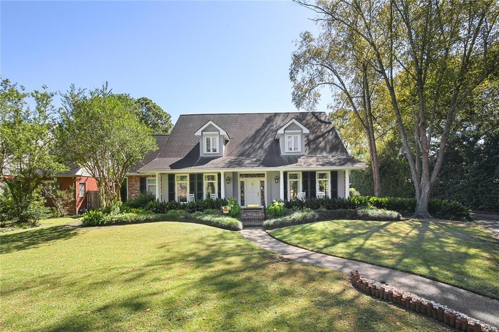 Residencial por un Venta en 265 SAUVE Road River Ridge, Louisiana 70123 Estados Unidos