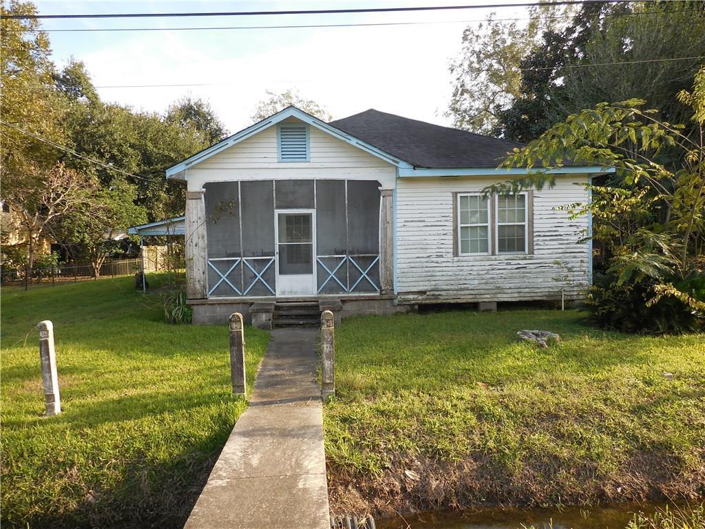 Residencial por un Venta en 145 SHAW Street Hahnville, Louisiana 70057 Estados Unidos