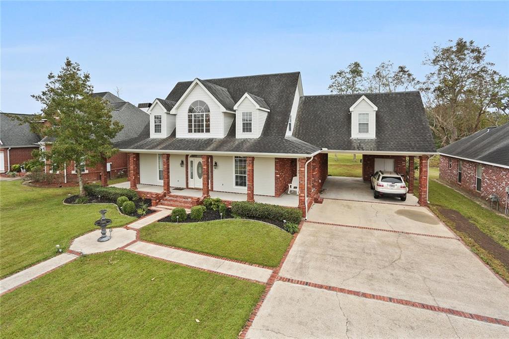 Residencial por un Venta en 119 FASHION Boulevard Hahnville, Louisiana 70057 Estados Unidos